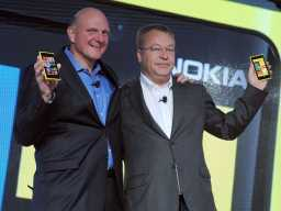 But what happened to Nokia?