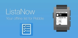 Hey, I just published a Pebble app!